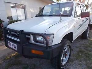 1999 Toyota Hilux Ute Mount Louisa Townsville City Preview