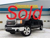 2010 GMC Sierra 2500HD SLT / Duramax / Leather / Crew / MINT