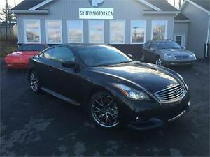 2011 Infiniti G37S IPL Edition only 209 B/W OAC