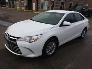 2017 Toyota Camry LE CLEAN TITLE
