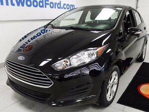 2016 Ford Fiesta No time for a siesta with this shiny fiesta