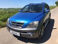 2005 55 KIA SORENTO XT V6
