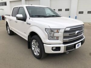 2015 Ford F-150 Platinum (Active Park Assist, Adaptive Cruise Co