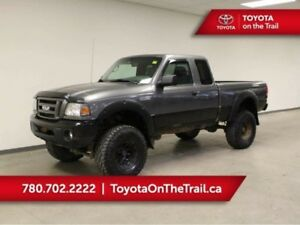 2008 Ford Ranger FX4 OFFROAD; LEATHER, 4X4, CAR STARTER, V6, TRA