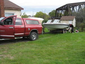 BOAT TRAILER AND DRIVER AVAILABLE Peterborough Peterborough Area image 3