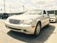 2003 Mercedes-Benz C320 4 MATIC TOUTE EQUIPER