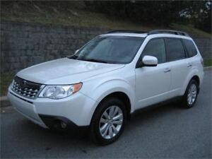 2011 SUBARU FORESTER 2.5X LIMITED AWD TOIT PANO, AIR, MAGS, FULL