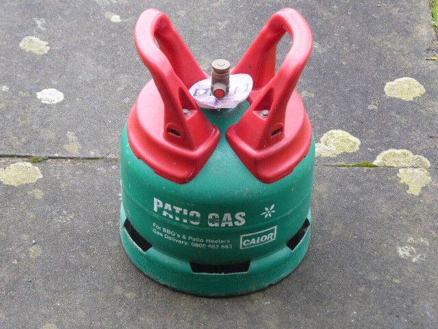 5KG Calor gas bottle