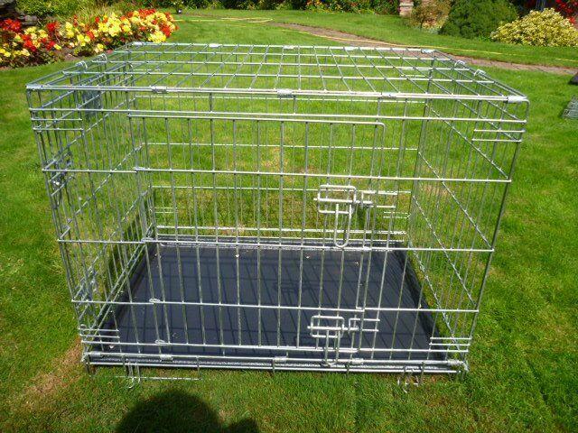SAVIC Medium Dog Cage / Dog Crate