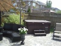 LICENSED ELECTRICAL CONTRACTOR HOT TUB INSTAL