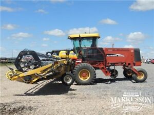 2006 NH HW325 & 36' Swather - BELOW COST! - DK, Roto-Shears