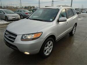 2007 Hyundai Santa Fe Limited - *CERTIFIED & EMISSION TESTED*