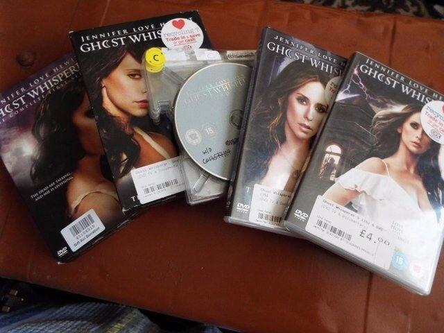 Ghost whisper DVDs Complete seasons 1 - 5