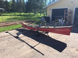 Heritage Classic 15' - professional row boat