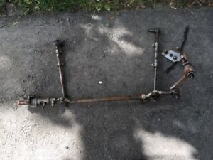 1955 Chev Front Steering Assembly