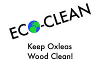 Eco Clean - Clean up Oxleas Wood!