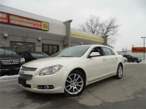 2011 CHEVROLET MALIBU LTZ  **SUNROOF+LEATHER**