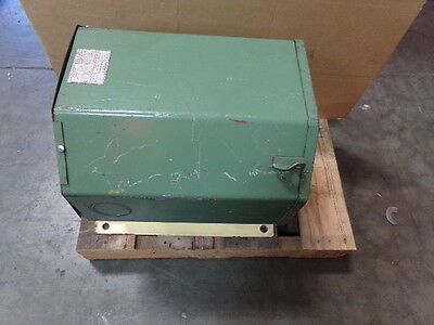 Westinghouse 25 Kva Transformer On Base Design T-6e884