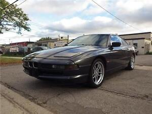 STUNNING BMW 850! EXTRAORDINARY CAR FOR EXTRAORDINARY PERSON