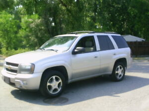 2006 Chevrolet Trailblazer LT SUV, LOW KLMS