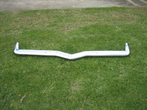 LC-LJ-GTR-XU1-FRONT-BUMPER-BAR-RECO-RECONDITIONED-HOLDEN-GENUINE-GM
