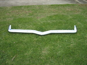 HOLDEN-TORANA-LC-LJ-GTR-XU1-FRONT-BUMPER-BAR-RECO-RECONDITIONED-GENUINE-GM