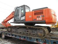 2010 Hitachi ZX240 LC-3 - RENT OR SELL