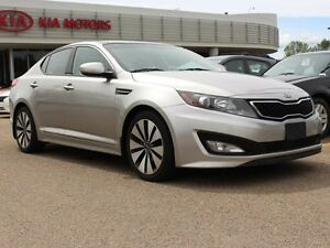 2011 Kia Optima Turbo SX 4dr Sedan fully loaded!