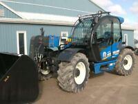2013 New Holland LM5060 Telehandler