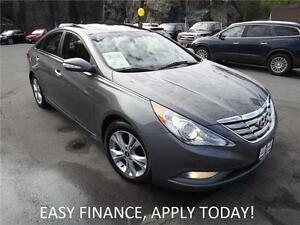 2012 Hyundai Sonata HEATED LEATHER SEATS!! SUNROOF!!