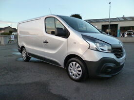 Renault Trafic SL29 BUSINESS ENERGY DCI S/R P/V (silver) 2015-09-17