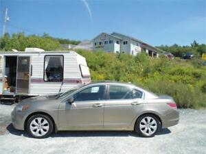 GREAT PRICE! 2009 Accord EX-L / LEATHER /FULLY LOADED !!!