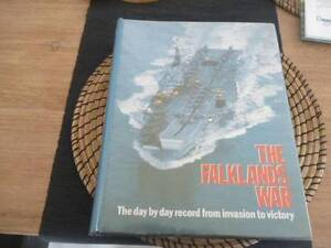 The Falkland War day by day record from invasion to victory Amaroo Gungahlin Area Preview