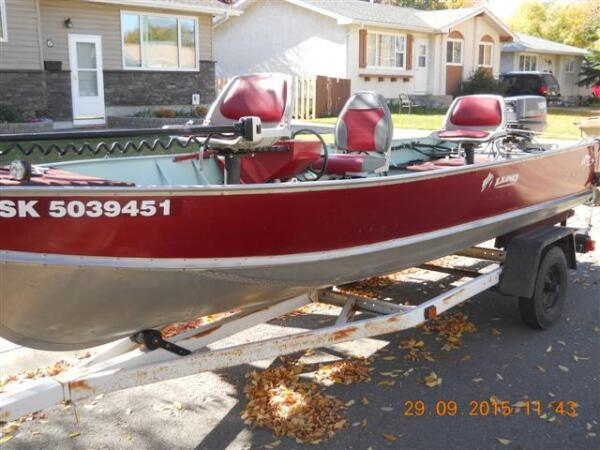 Used 1979 Lund Boat Co 16 ft