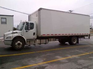 2007 Freightliner M2 pre-admissions