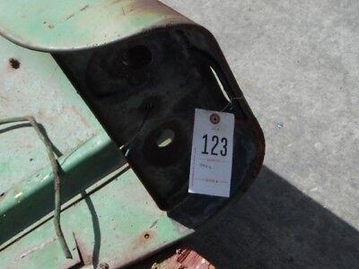 John Deere 5020 Diesel Tractor Right Fender Dk Tag 123