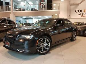 2016 Chrysler 300S-SPORT-NAVIGATION-LEATHER-ROOF-ONLY 55KM