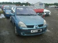 BREAKING RENAULT CLIO MK2 ALL PARTS ARE IN STOCK