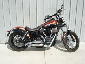 2015 Harley-Davidson Street Bob
