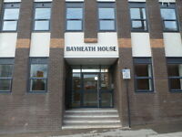 Almost new 1 bedroom apartment, Bayheath House, Central Wakefield - only £75,950 inc furniture pack!