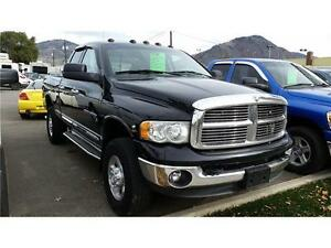 A MUST SEE TRUCK-PRIVATELY USED -2004 Dodge Ram 3500 SLT/Laramie
