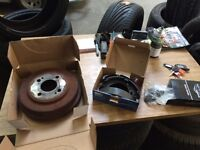 SYSTEM A FREINAGE ARRIERE ***HONDA CIVIC 2001 - 2005***