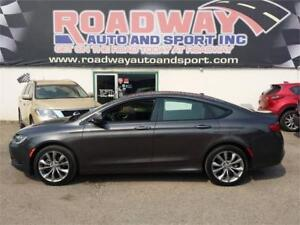 2015 Chrysler 200 S - $65 WEEKLY