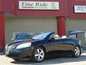 2007 Pontiac G6 GT Convertible *Heated Seats with Remote Start*