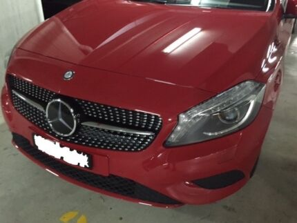 2013 Mercedes Benz A200-Genuine Front & Rear bumper bars w/Grille Rhodes Canada Bay Area Preview