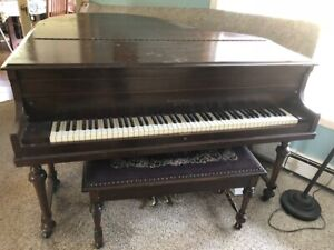 Restoration opportunity - Mason and Risch Piano