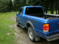 Ford Ranger 1998 4x4  **vente rapide 450 $ **