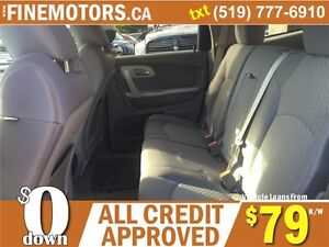 2011 CHEVROLET TRAVERSE LS * 7 PASSENGER * LOW KM * EXTRA CLEAN London Ontario image 15