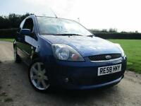 Ford Fiesta 1.4 Zetec. Full Service History