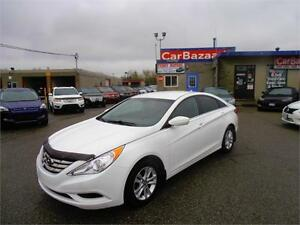 2013 HYUNDAI SONATA AUTOMATIC 4 CYL LIKE NEW EASY CAR FINANCING
